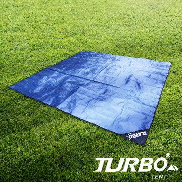 【RV運動家族】TURBO TENT 高品質PE墊(3 m x 3 m)