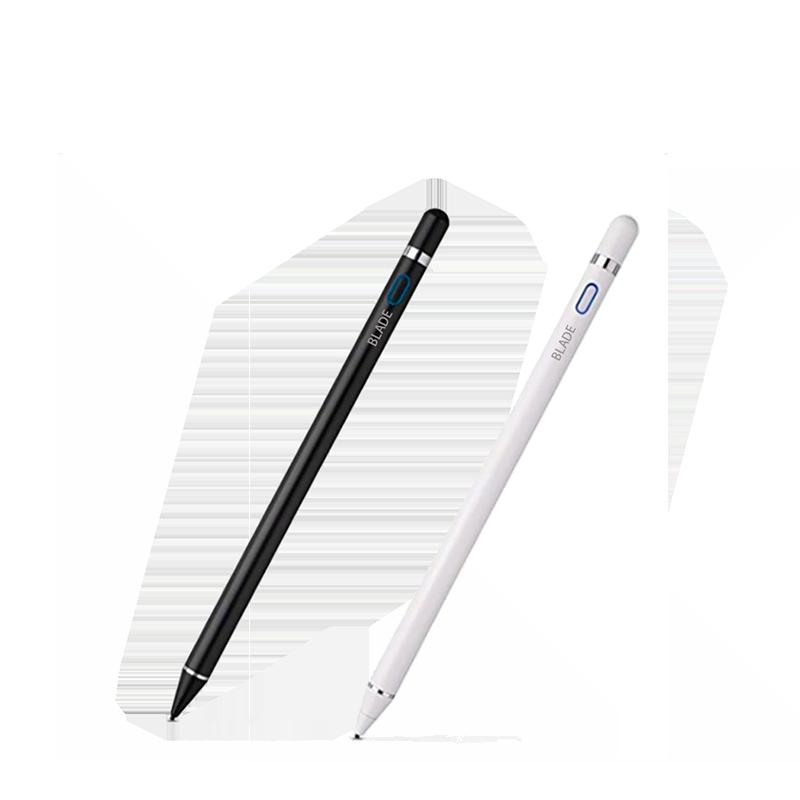 BLADE充電主動式螢幕觸控筆 現貨 當天出貨 手寫筆  電容筆 觸屏筆 USB充電【刀鋒】