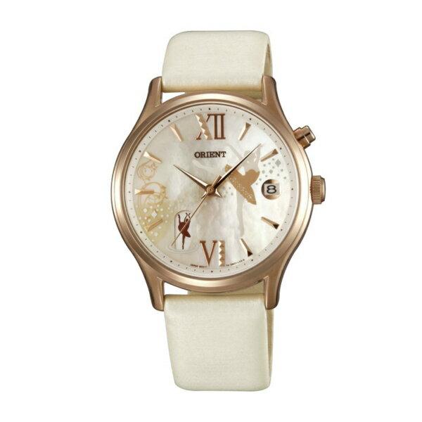 Orient 東方錶(FDM01002W)幸福夢幻芭蕾機械錶/白面36mm