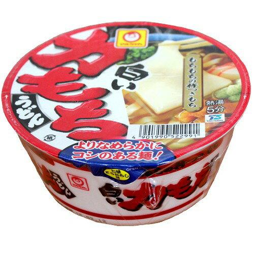 有樂町進口食品 日本進口 東洋 原味/咖哩 麻糬碗麵 J55 4901990522991 1