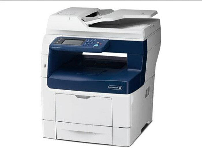 分期0利率 富士全錄FujiXerox DocuPrint M455df A4黑白雷射多功能複合機▲最高點數回饋23倍送▲