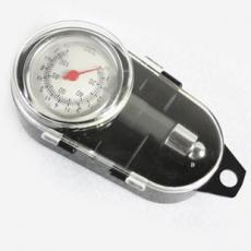 【省錢博士】汽車輪胎測量表 / 高精密度金屬胎壓計 / 可放氣