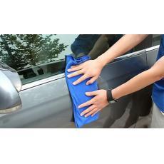 【省錢博士】汽車毛巾 超细纖維毛巾 30x70 納米吸水毛巾 洗車擦車毛巾