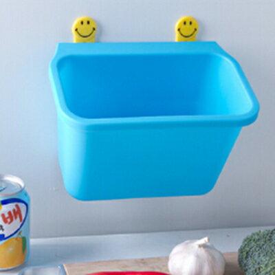 【省錢博士】廚房桌面垃圾桶 / 創意掛式多功能簡易垃圾桶 / 可水洗儲物盒子