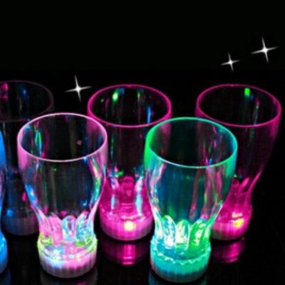【省錢博士】啤酒杯 / 七彩閃光杯 /  飲料杯 / 發光啤酒杯 / 發光可樂杯  59元