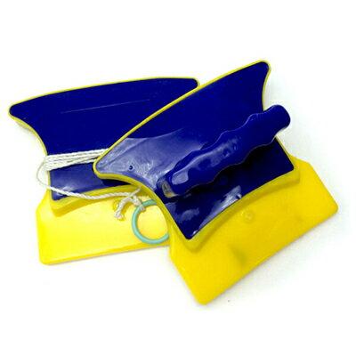 【省錢博士】雙面磁性玻璃清潔器 / 玻璃清潔擦玻璃 / 刮磁性玻璃擦  99元