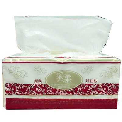 """【省錢博士】台灣製 超柔優質抽取式衛生紙 """"媲美舒潔""""  400張200抽 1包入 16元"""