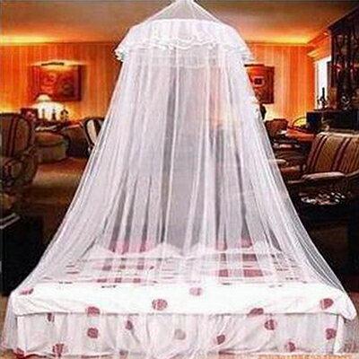 【省錢博士】加密圓頂蚊帳吊掛式 / 公主蚊帳 (1.5-1.8米內的床)