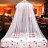 【省錢博士】加密圓頂蚊帳吊掛式 / 公主蚊帳 (1.5-1.8米內的床) - 限時優惠好康折扣