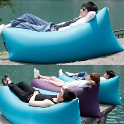 快速充氣床免打氣懶人充氣沙發床 單入 - 限時優惠好康折扣