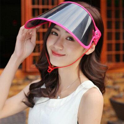 網狀遮陽帽 防曬帽 防紫外線騎車帽子 - 限時優惠好康折扣