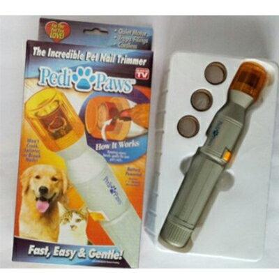 【省錢博士】(大) 電動寵物磨爪器