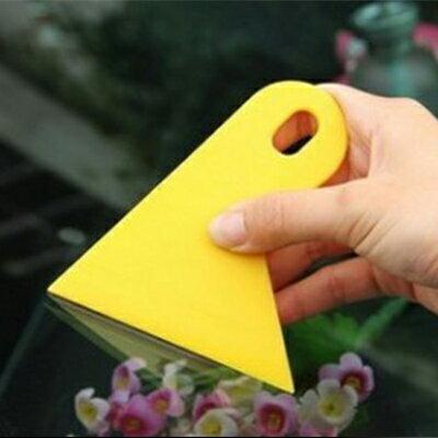 汽車貼膜工具刮板 (隨機色) 單入