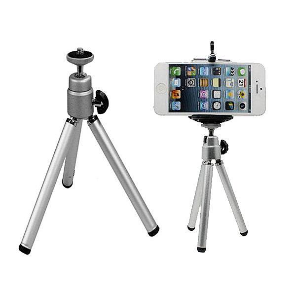 鋁合金角架+手機夾【省錢博士】小型數位相機、DV攝影機 1