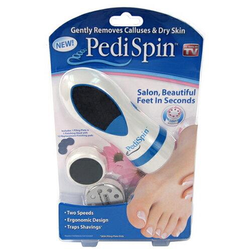 【省錢博士】新款Pedi Spin去死皮磨脚器 / 電動磨脚器 - 限時優惠好康折扣