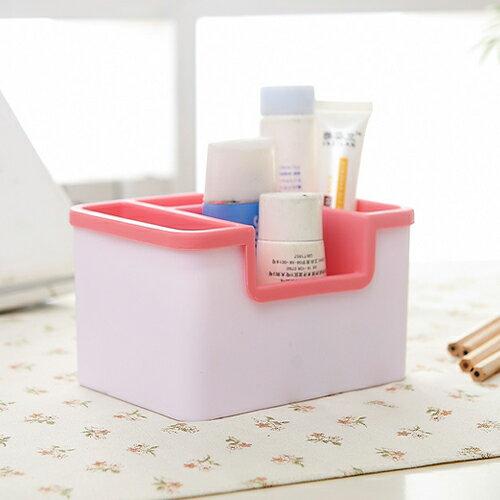 【省錢博士】家居日用品長方形收納盒 / 隨機出色 1