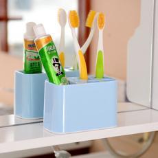 【省錢博士】炫彩創意牙刷架洗漱套装 / 衛浴情侣牙刷架洗漱用品 - 限時優惠好康折扣