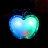 居家造型插座LED小夜燈【省錢博士】插頭式七彩小夜燈 0