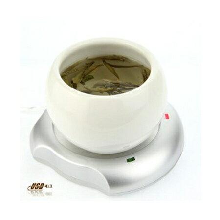 【省錢博士】USB圓型電熱保溫杯墊 / 電熱杯碟