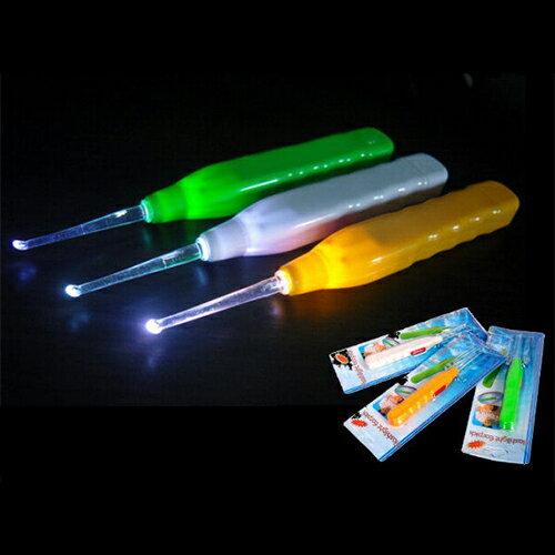【省錢博士】發光挖耳勺 / 兒童帶燈潔耳器 / 掏耳器