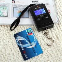 【省錢博士】便攜式手提行李秤電子掛秤 / 快遞秤包裹秤40KG 0