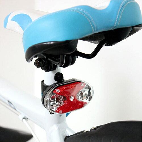 自行車後尾燈/警示燈【省錢博士】腳踏車安全燈裝備