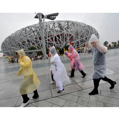 【省錢博士】男女通用一次性雨衣 / 騎車旅行戶外旅遊必備/不挑色