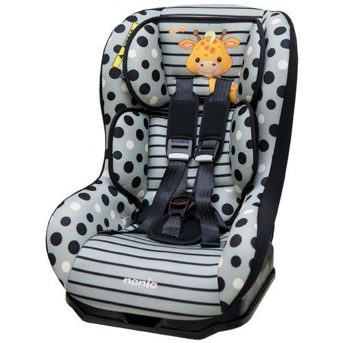 NANIA 納尼亞 0-4歲安全汽座-長頸鹿黑(安全座椅)FB00296★衛立兒生活館★