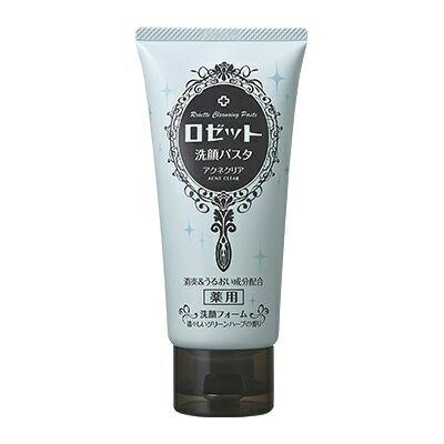 shop8888:【買大送小】ROSETTE大人專用抗痘洗顔乳(抗痘)120g+25g