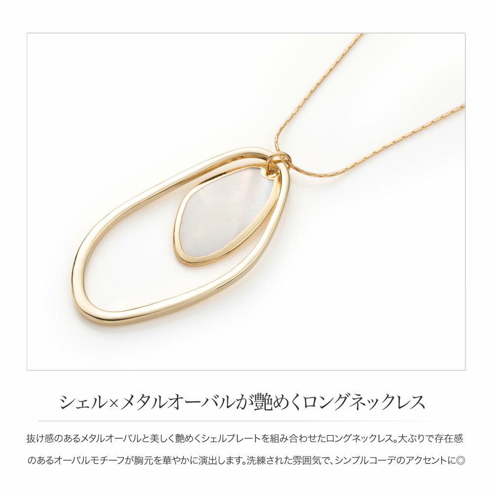 日本Cream Dot  /  個性不規則雙圈項鍊  /  a03928  /  日本必買 日本樂天代購  /  件件含運 2