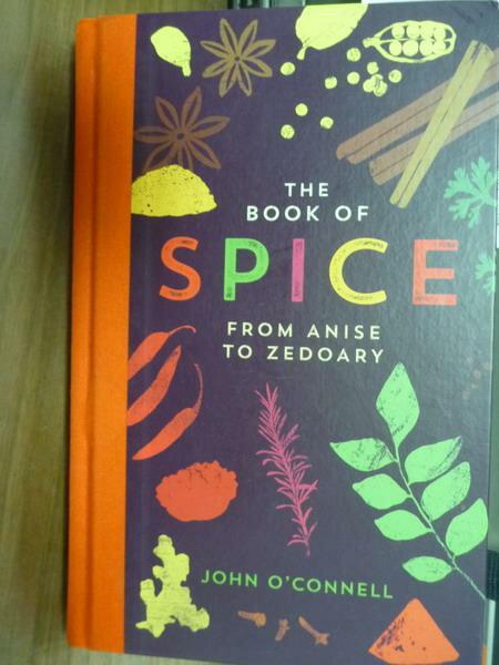 ~書寶 書T2/原文書_PJU~The Book of Spice_John O #x27