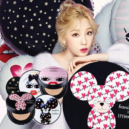 韓國 Banila co X IPHORIA 限量聯名款CC氣墊粉餅1+2組合(補充蕊) 粉盒+15g*2  底妝 粉底【N202197】