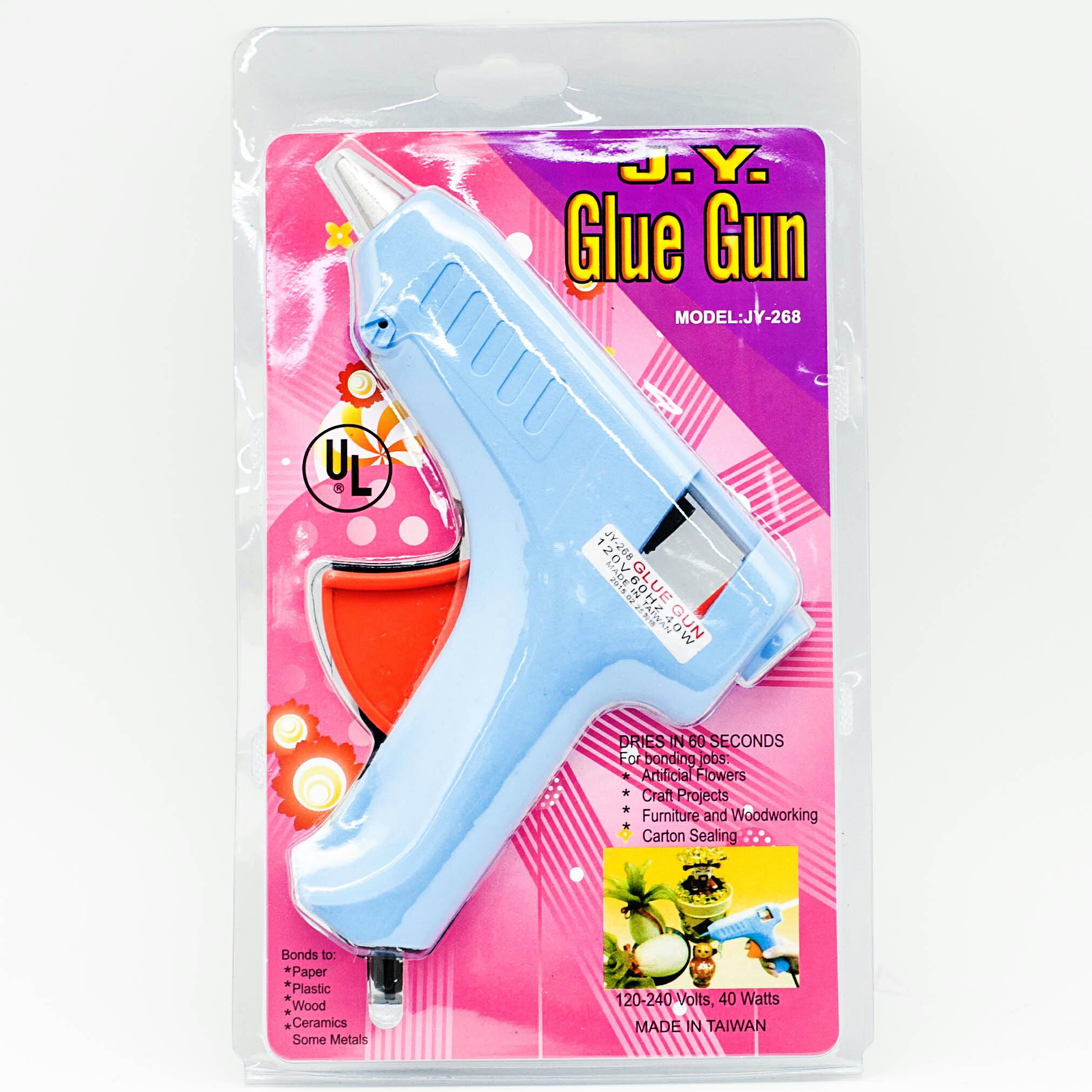 ^~九聯 ^~ J.Y JY~268 Glue Gun 熱熔槍 ~ 大