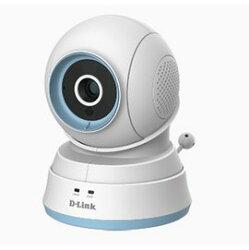 D-Link MOMMY CAM 媽咪愛 旋轉式寶寶用無線網路攝影機 DCS-850L 幼童照護/寵物監看/居家安全/關懷長者【紫貝殼】