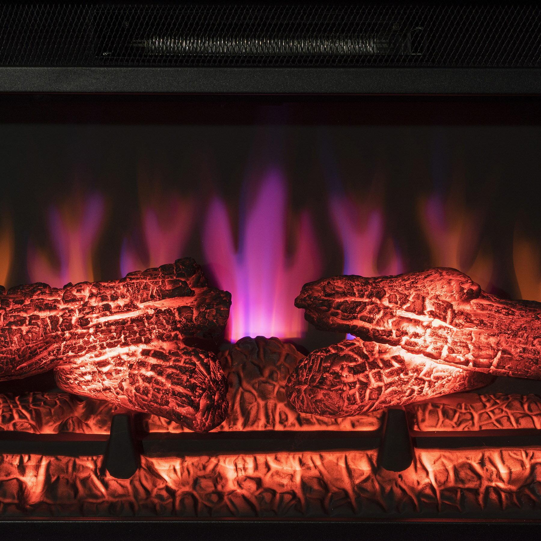 akdy rakuten akdy 36 freestanding insert 3d flame 22 setting