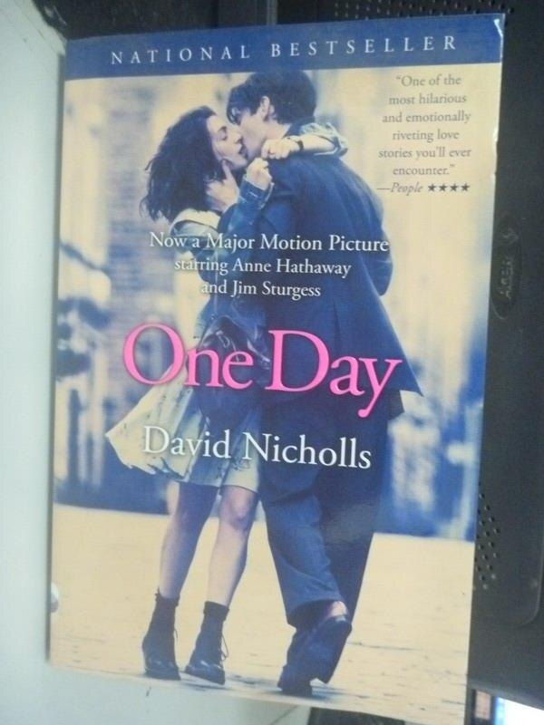 ~書寶 書T8/一般小說_LIM~One Day_Nicholls David