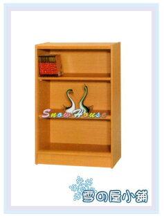 ╭☆雪之屋居家生活館☆╯AA555-01A01書櫃(美背式)置物櫃收納櫃展示櫃附活動隔板2片