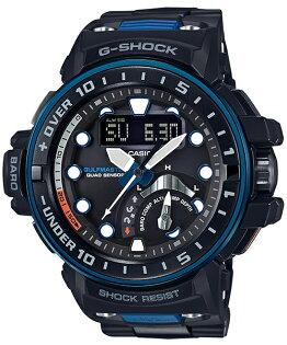 CASIOG-SHOCKGWN-Q1000MC-1A2GULFMASTER系列海洋電波多功能感應旗艦腕錶57.3mm