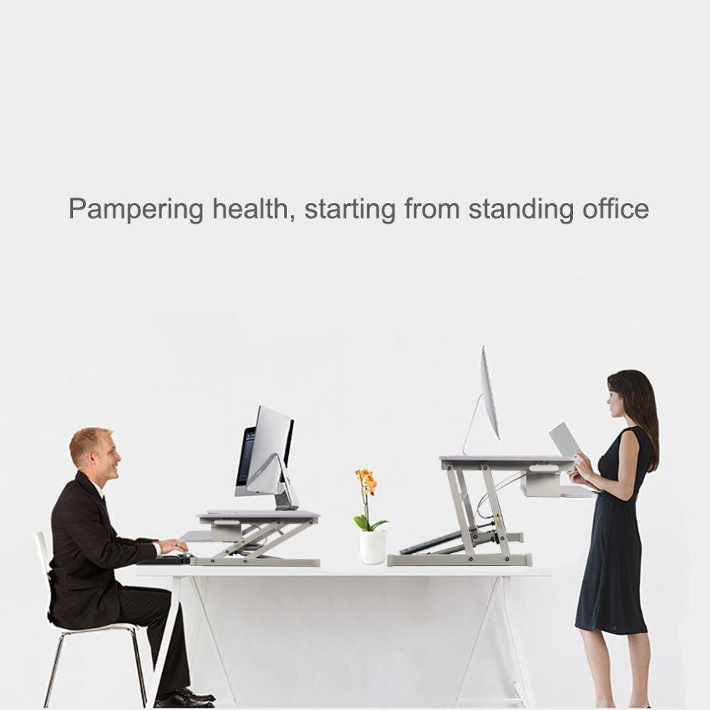 Factory Direct Adjustable Height Standing Desk Stand Up Desk Sit