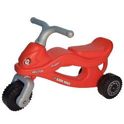 寶貝樂 撞色機器人學步車/助步車-紅色(BTCA21R)