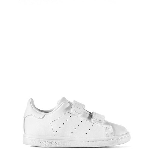 【EST O】Adidas Orginals Originals Stan Smith CF I S32141 史密斯 全白 小童鞋 H0224
