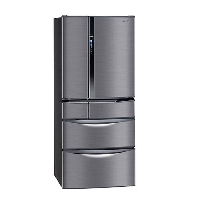 Panasonic 國際牌560L 變頻四門電冰箱-極致黑(NR-F567MV-K)