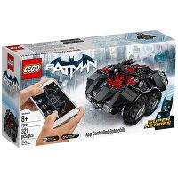 積木玩具推薦到樂高積木 LEGO《 LT76112 》2018年 SUPER HEROES 超級英雄系列 - App 遙控蝙蝠車就在東喬精品百貨商城推薦積木玩具
