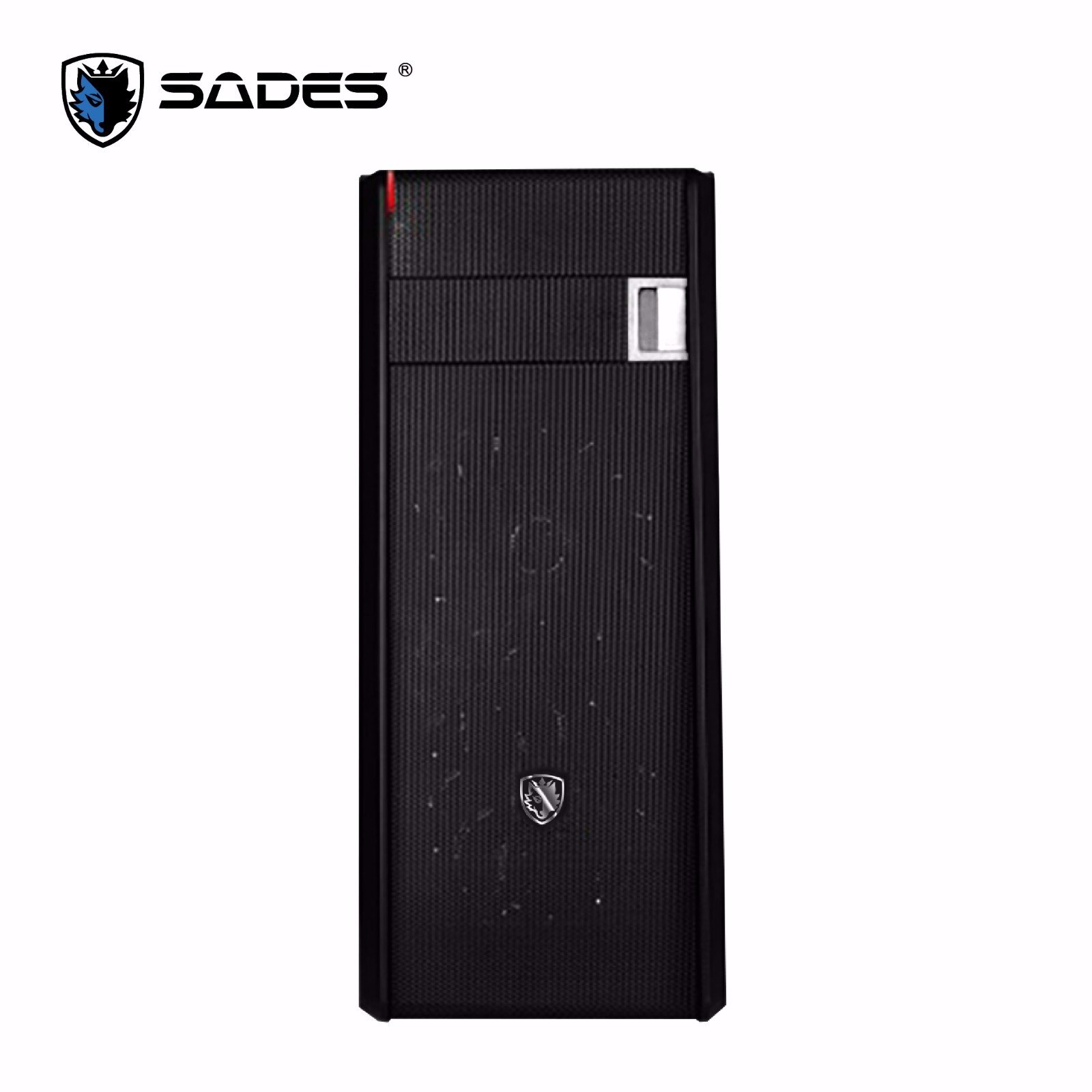 【迪特軍3C】立光代理 SADES 賽德斯 狼王萊肯 強化裝甲機箱 電腦機殼 適用ATX M-ATX ITX 主機板 0.7超厚鋼板 1