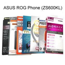 鋼化玻璃保護貼ASUSROGPhone(ZS600KL)(6吋)