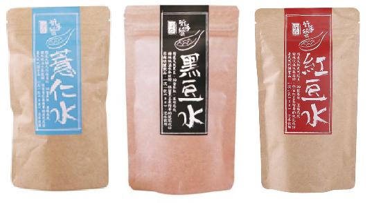 【淘氣寶寶】新包裝隨身包易珈生技纖Q好手藝【紅豆水】還有薏仁水、黑豆水、紅棗枸杞水、枸杞水