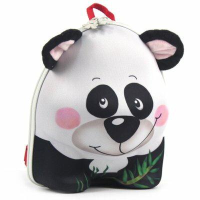 德國okiedog 兒童3D動物造型後背包-熊貓