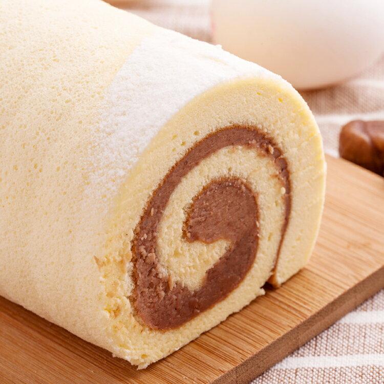 Color C'ode 凱莉小姐 栗子捲 / 極致完美柔軟蛋糕黃金戚風蛋糕 / 風靡全日本的法國栗子第一品牌Ardèche地區進口的Sabaton栗子泥 / 農場直送新鮮殼蛋 1