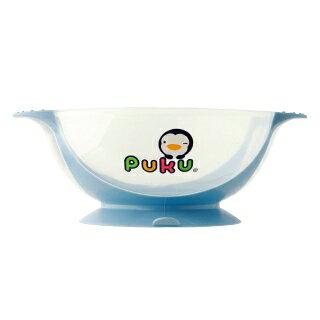 『121婦嬰用品館』PUKU 魔吸碗 - 藍 0