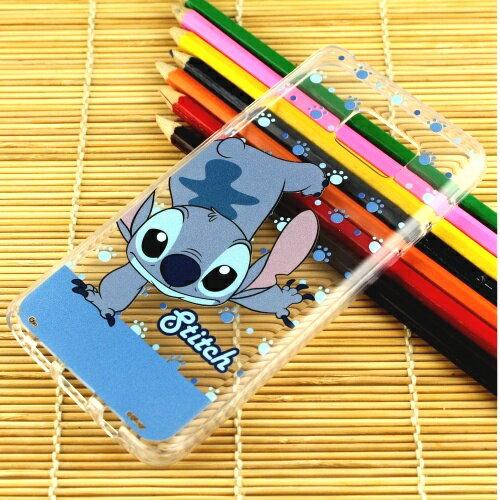【Disney】Samsung Galaxy Note 5 地板動作系列 彩繪透明保護軟套